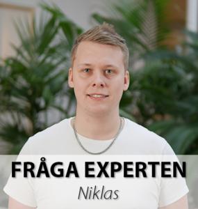 Expert Niklas Hassdal