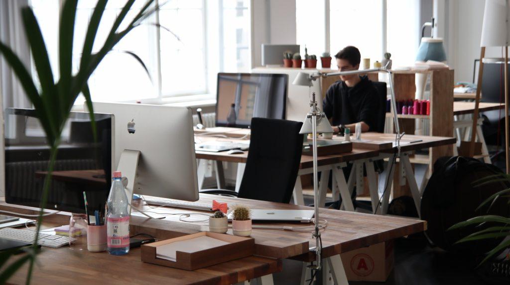 Bättre inomhusklimat på jobbet