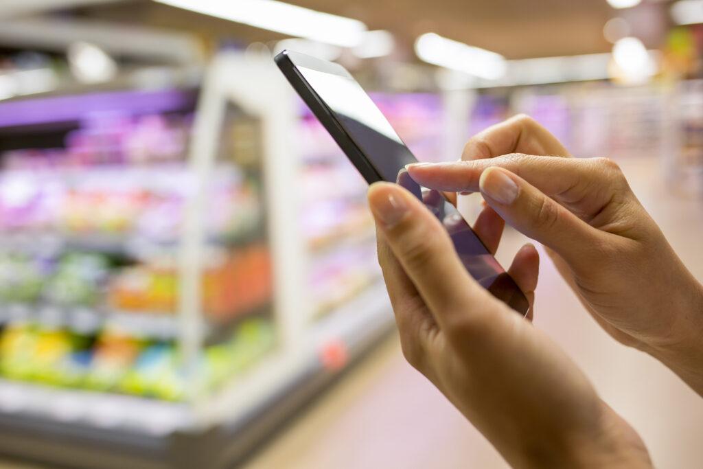 Minskad energianvändning i butiker