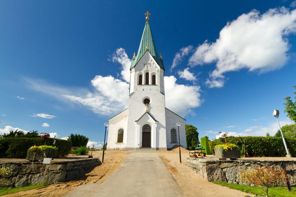 Undvik fuktproblem i kyrkor