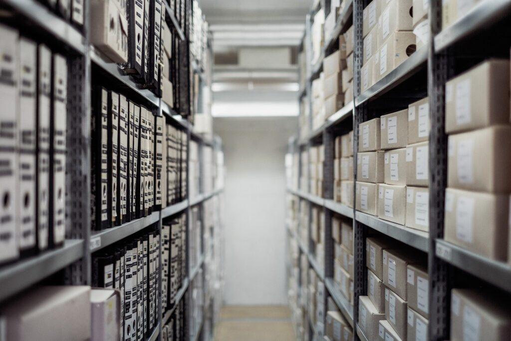inomhusklimat i arkivlokaler