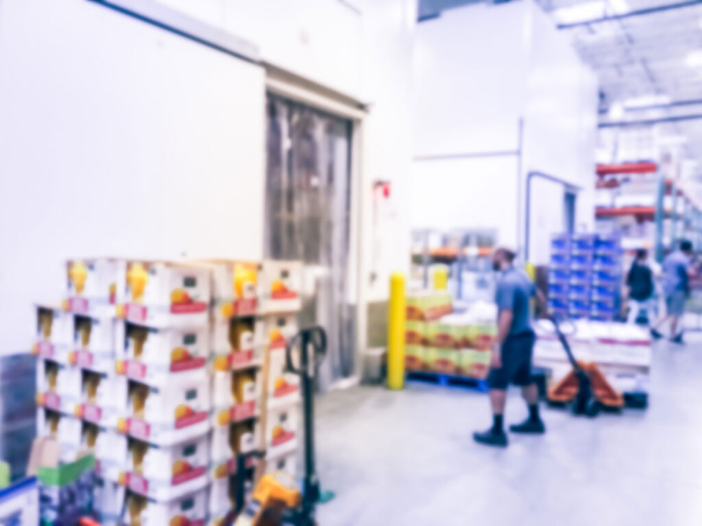 Mätning i livsmedelstransporter