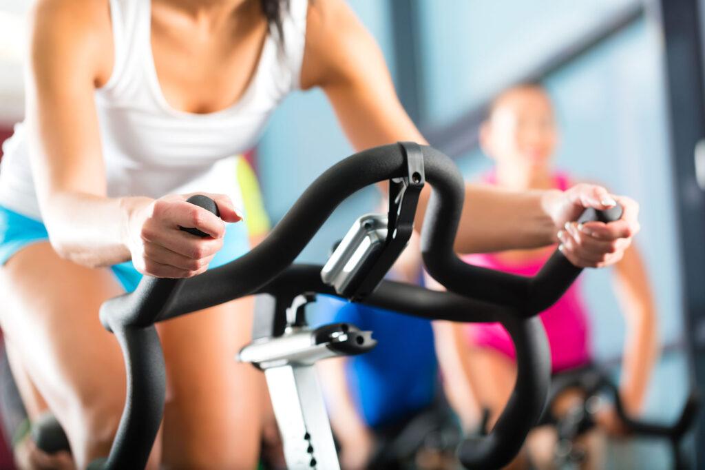 dålig luft gym