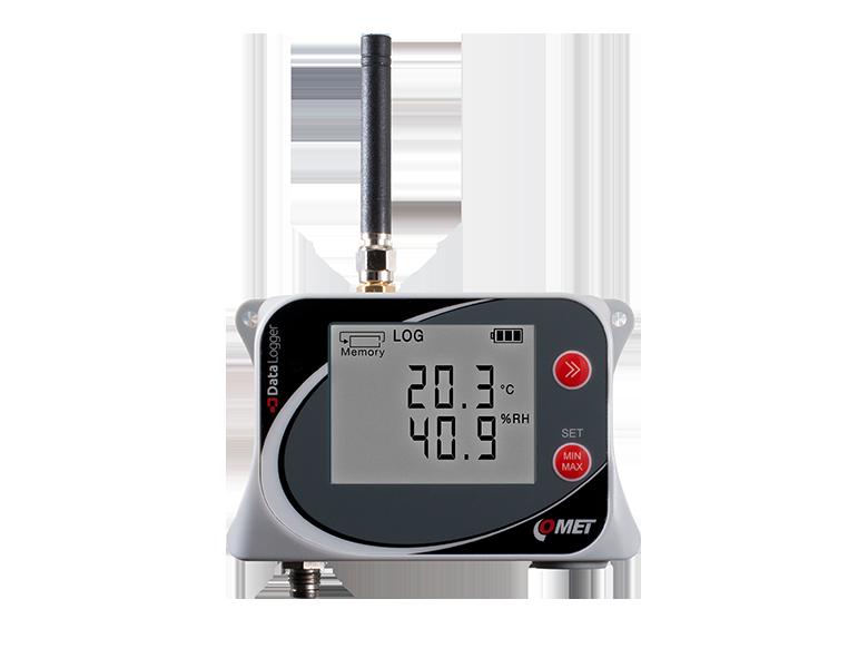 GSM-logger fristående lösning för fjärrövervakning.