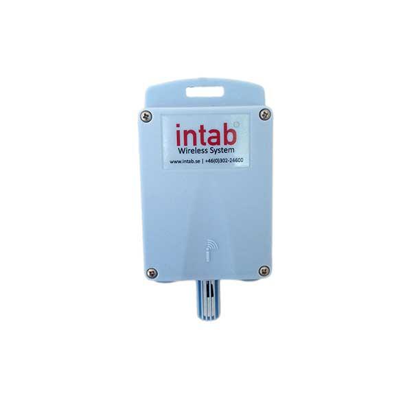Intab Wireless System, system för fjärrövervakning.