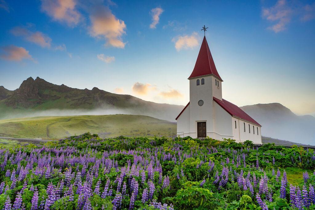 Fukt i kyrkor
