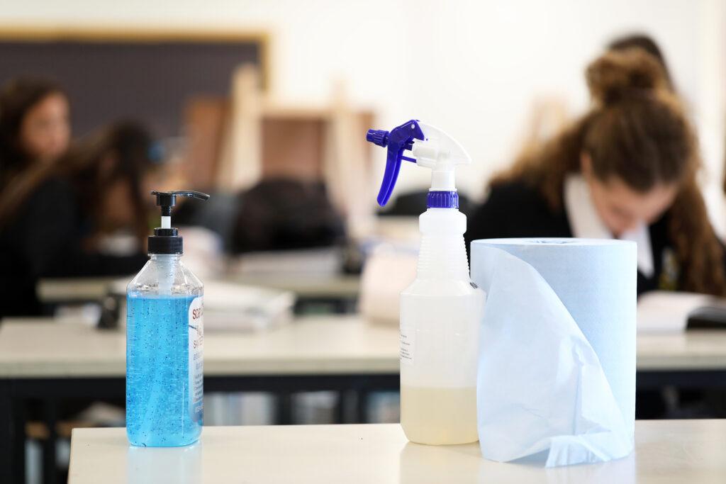 CO2-mätare till skolorna på Irland